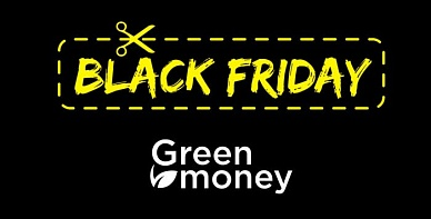 Black Friday от GreenMoney